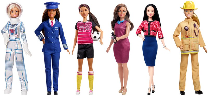 Barbie® 60th Anniversary Career Doll Assortment_LifestyleImage2 (GFX23) - RM52.90