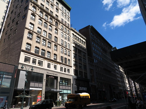 34th Street, Manhattan, New York, New York