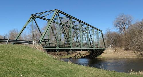 Smith Road Bridge Tiffany