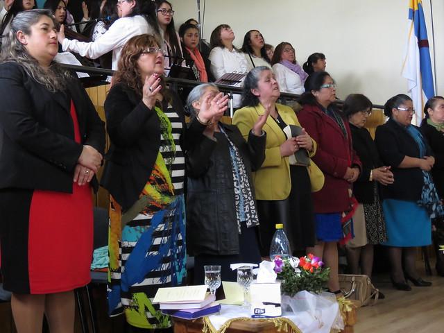 Convención Dorcas Sector 21 en La Palmera