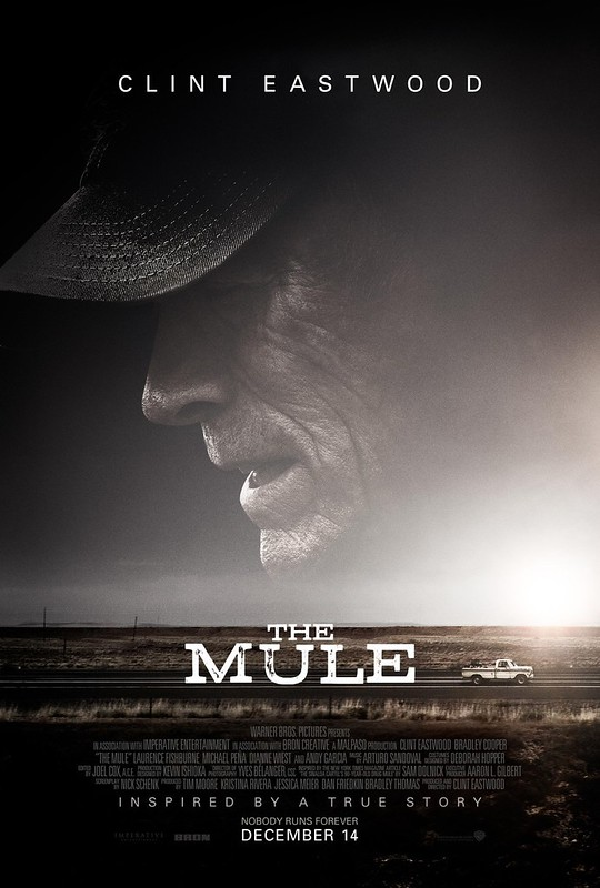 The Mule - Poster 1