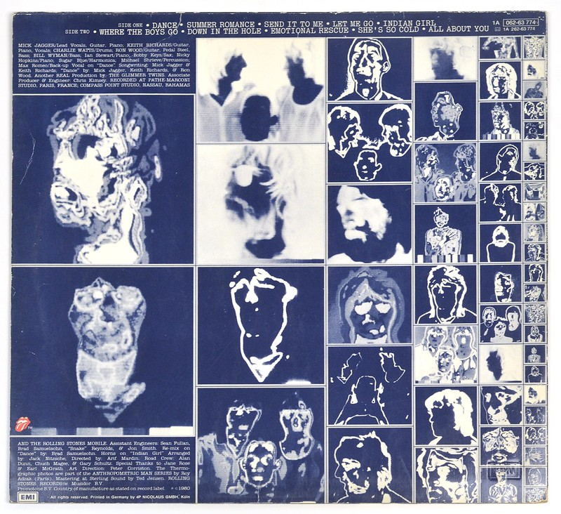 A0659 ROLLING STONES Emotional Rescue