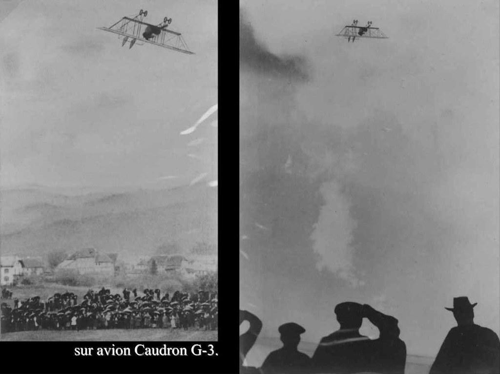 Caudron G-4 1/48 , Etienne Poulet et Jean Benoist, Paris-Melbourne 1919. Decals Meliusmanu 46306178494_a3eb8bf6bf_b