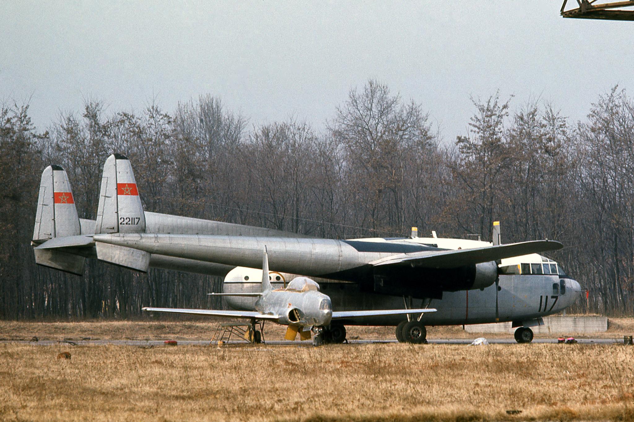 FRA: Photos anciens avions des FRA - Page 12 46408669775_1456facd54_o