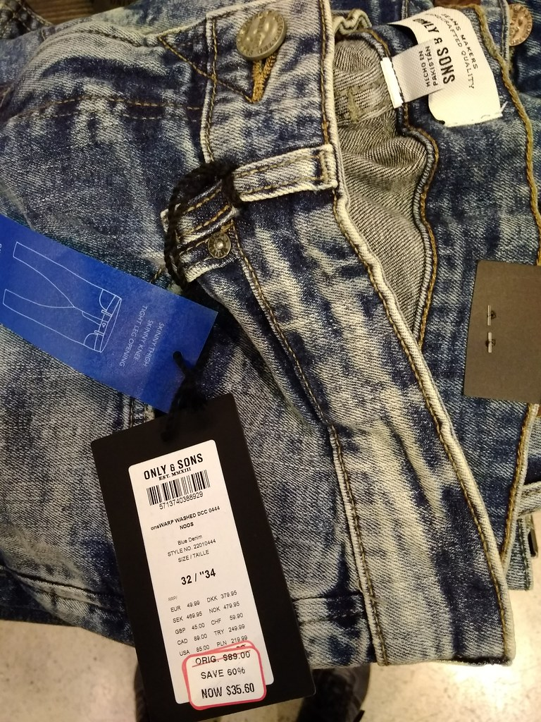 Only & Sons Jeans $24.92