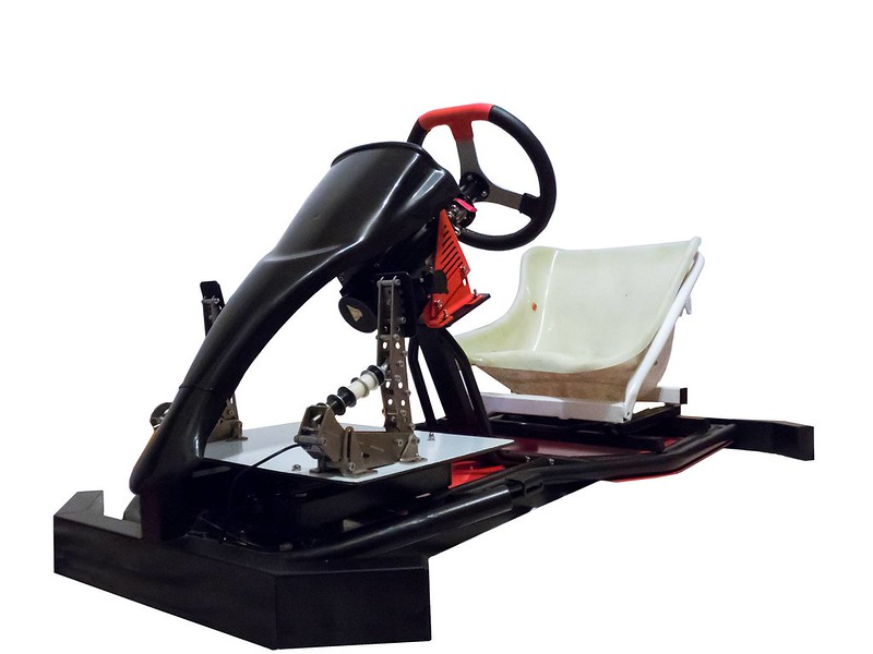 Custom Karting Simulator Chassis 1
