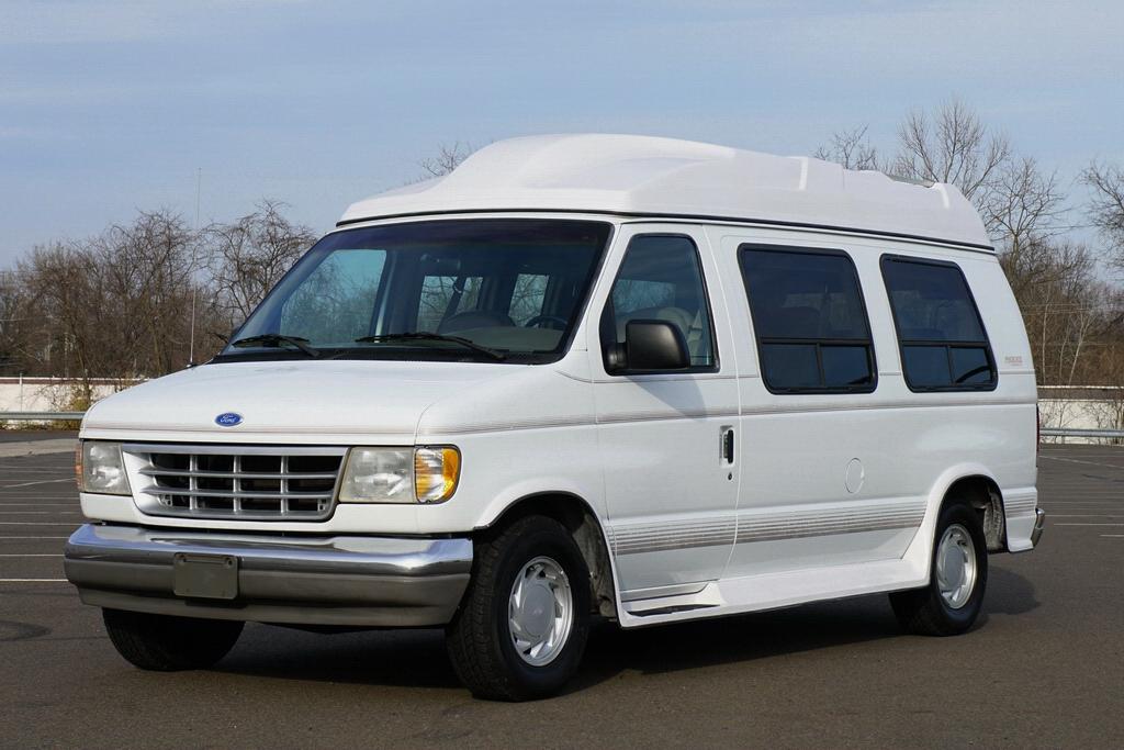 1996 ford e-150 van