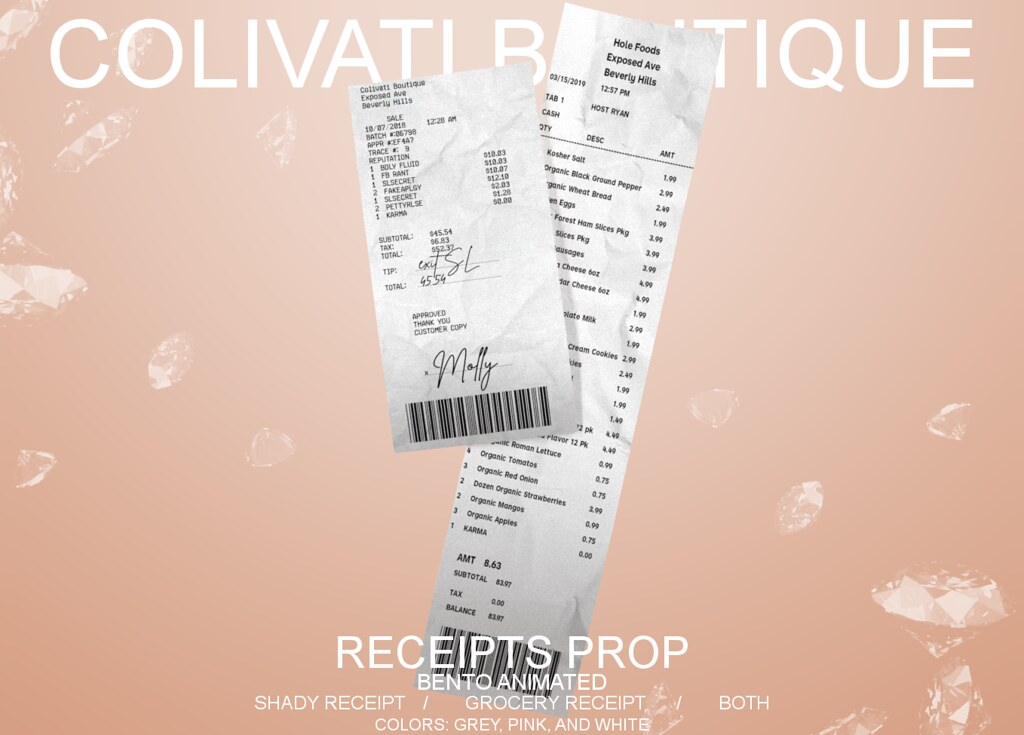 Colivati Boutique x equal10