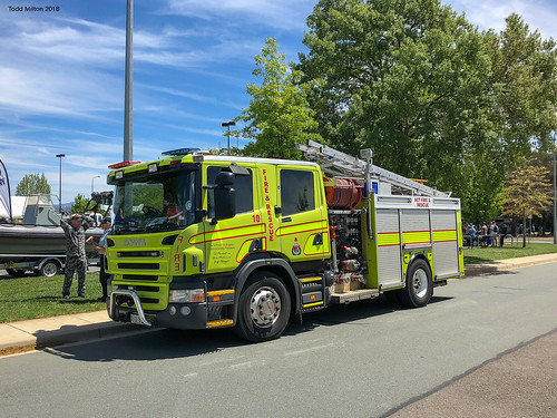 ACT Emergency Services Open Day