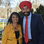 March 4, '19 - Lunch with Minister Navdeep Bains