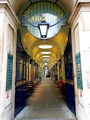 The Royal Opera Arcade