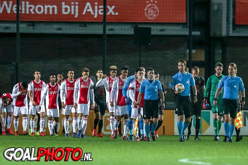 Jong Ajax - Jong FC Utrecht 25-03-2019