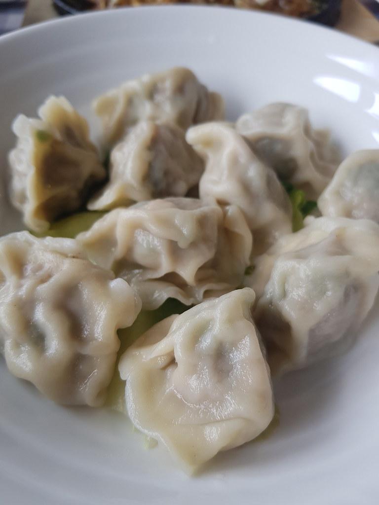 手工水饺(十粒) Hand-made Dumpling rm$16 @ 天逸轩餐厅 Restoran Tian Yee at Oasis Square, PJ Ara Damansara