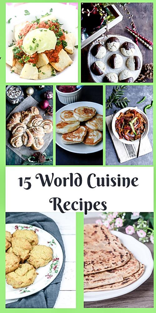 Recipes LR