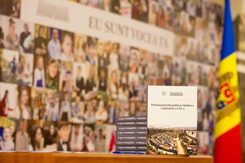 07.02.2019 Albumul Parlamentului Republicii Moldova