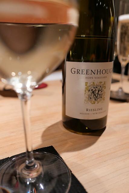 ホープ・ヴィンヤード・リースリングHope Vineyard Riesling Greenhough 白ワイン