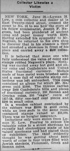 Negreen Low article LA Herald, Vol. 35, No. 290, 18 July 1908