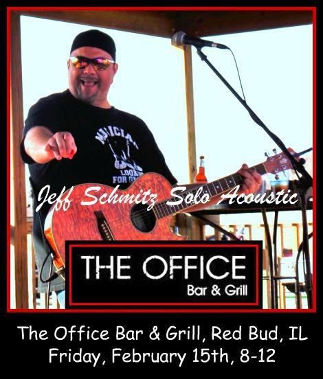 Jeff Schmitz Solo Acoustic 2-15-19