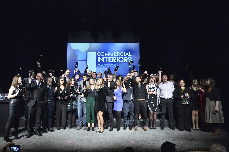Commercial Interiors Awards 2019 Ceremony