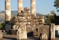 Grecia. Delfos. Santuario de Atenea Pronaia (17)