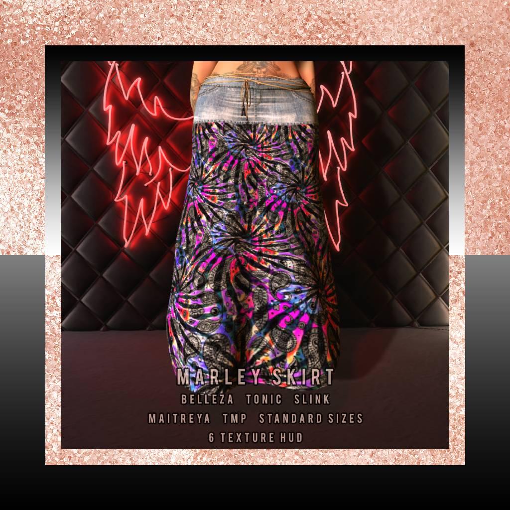 {zfg} marley skirt - TeleportHub.com Live!