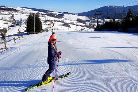 Tipy SNOW tour: Branná -  jako doma
