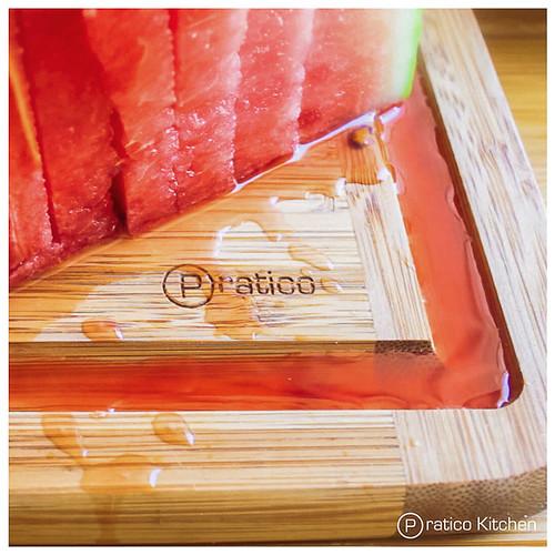 PratiBoard Bamboo Cutting Board