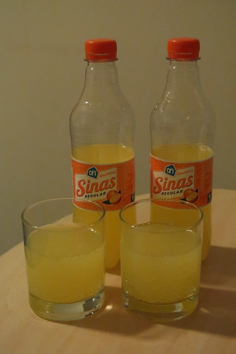 AH Orangenlimonade (nach Nutzung der Dampfsauna im Hotel NH Atlantic Den Haag)