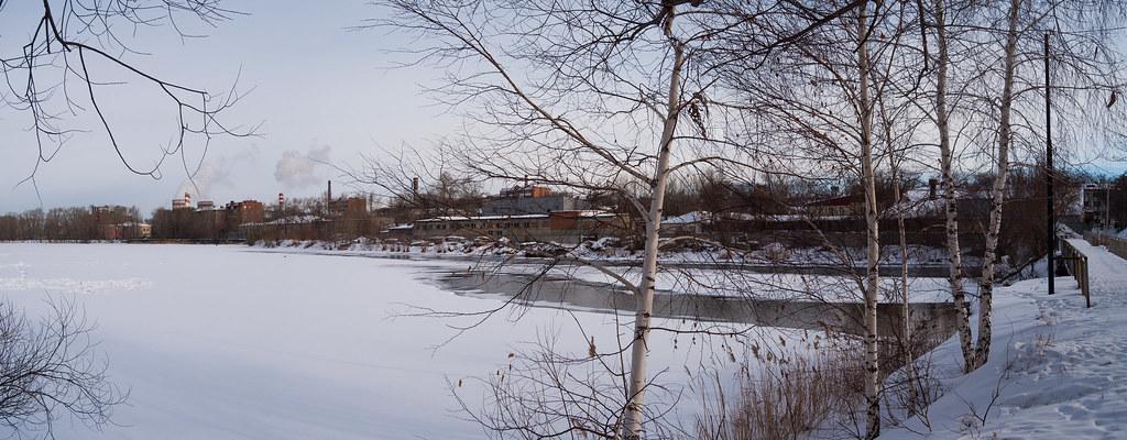 Панорама ЧГРЭС