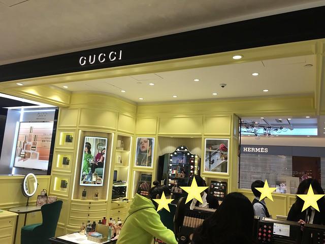 IMG_9329 GUCCI beauty 香港 HongKong グッチ コスメ 日本未発売