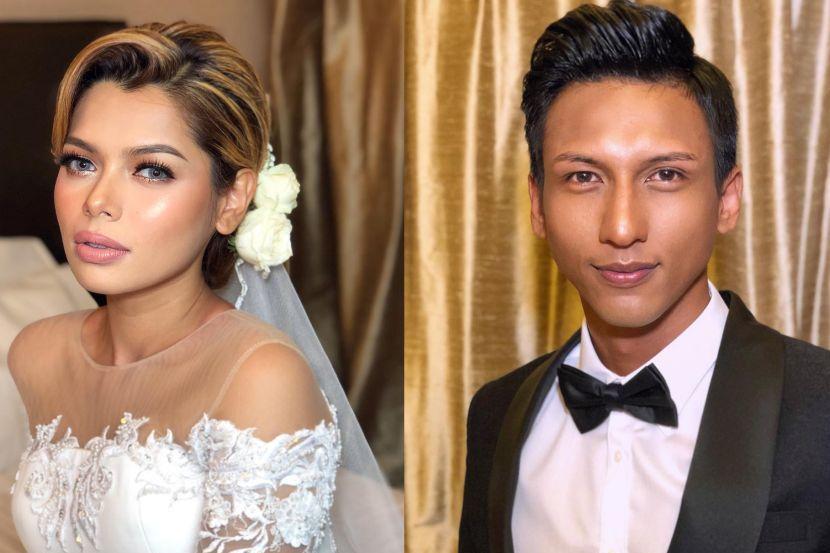 Ahya Rosli  Selamat Nikah Dengan Shahirah Sanusi