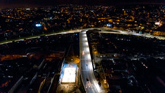 (2019.04.11) Inauguração da nova Iluminação a LED, Drone