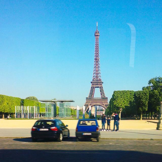 Goodbye Eiffel Tower