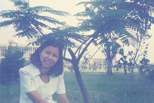中正圖書館館旁-1972