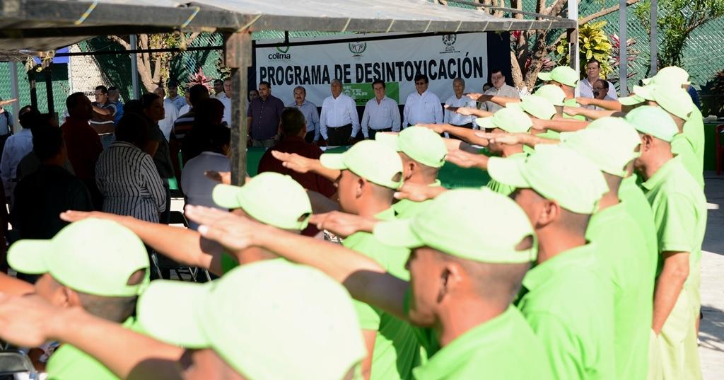 Dirección General de Prevención y Reinserción Social