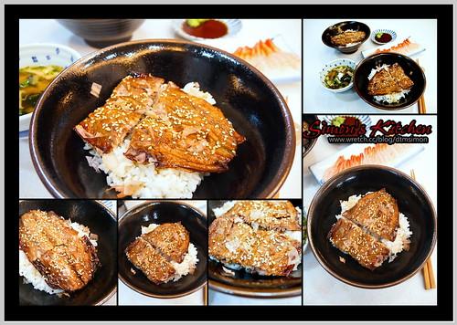 仿浦燒鰻魚飯11