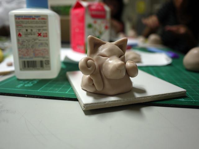Toy Lab捏模型
