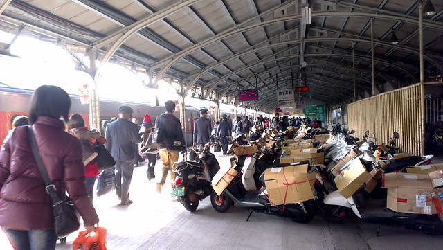 Tainan Station / 台南車站
