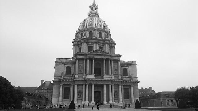 Hôtel des Invalides 傷兵院