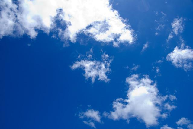 Blue Sky / 藍天