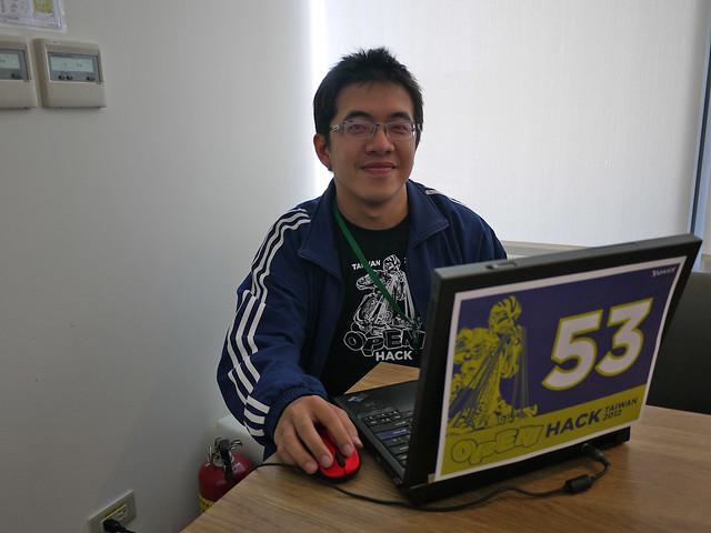 Yahoo! Open Hack 2012