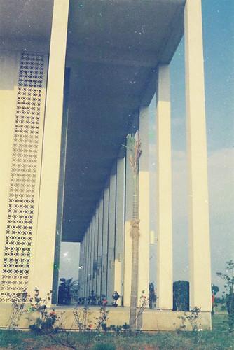 中正圖書館館長廊2-1972
