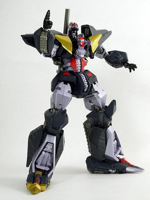 超獣機神ダンクーガ