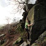 High Crag Boulders