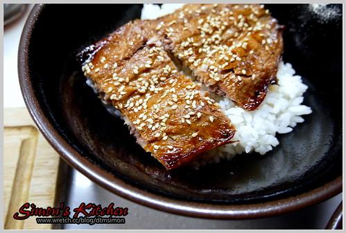 仿浦燒鰻魚飯09