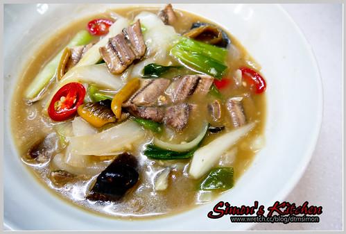 生炒鱔魚09