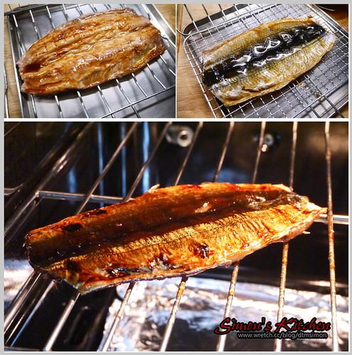 仿浦燒鰻魚飯04